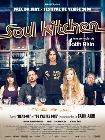 Afiche de Soul Kitchen